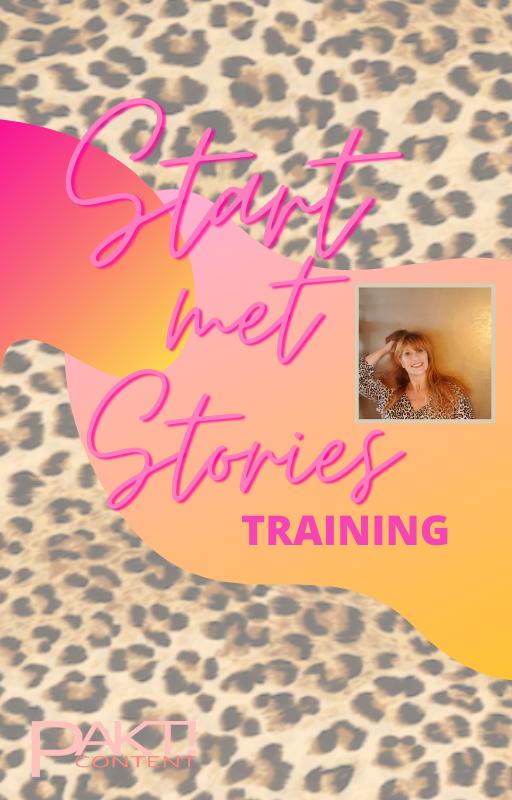 Start met Stories Video Cover